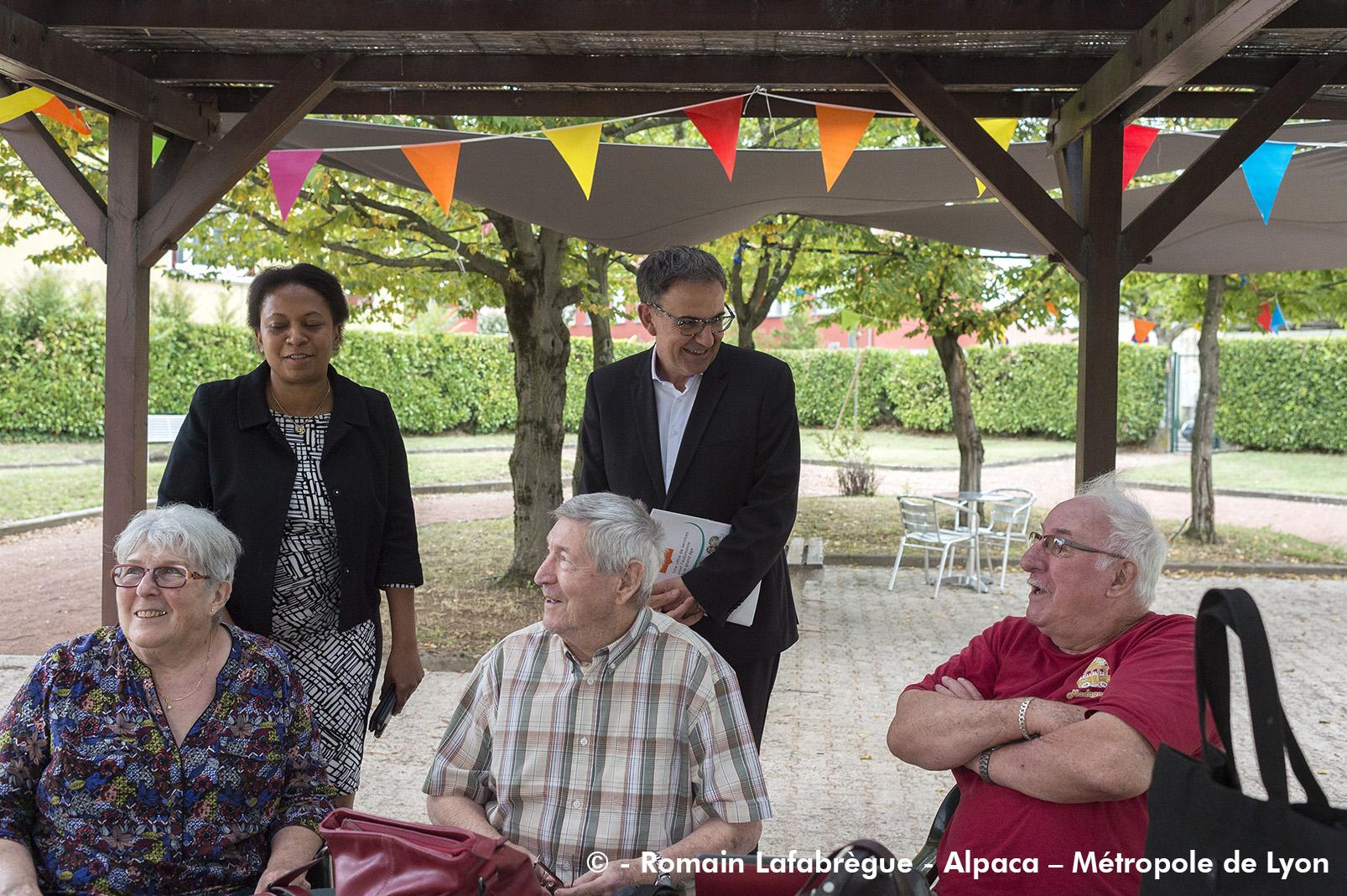 EHPAD Les Althéas - Maison de retraite Vaulx-en-Velin (69)