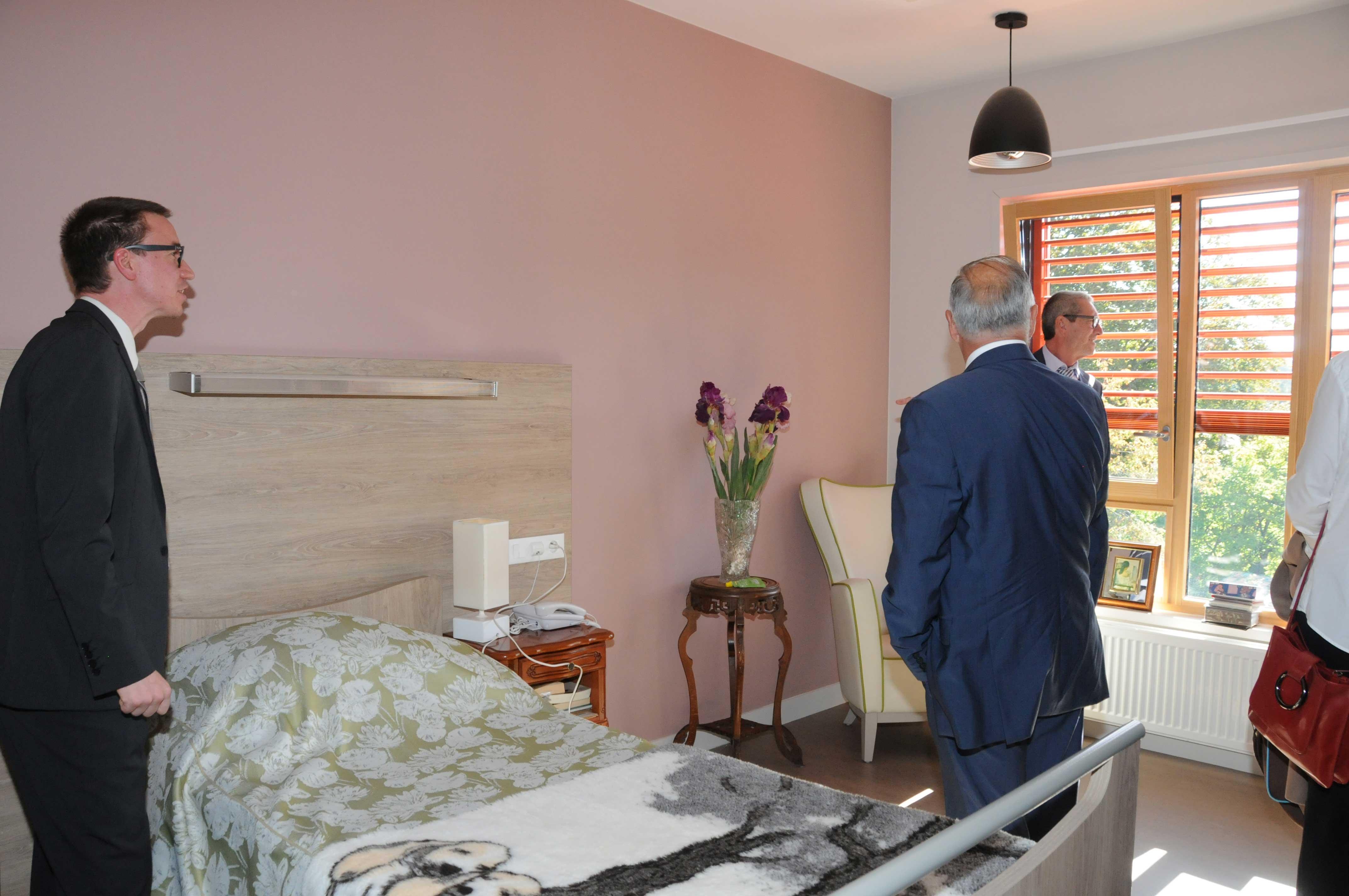 EHPAD L'Eglantine - Maison de retraite - Fontaine (38)