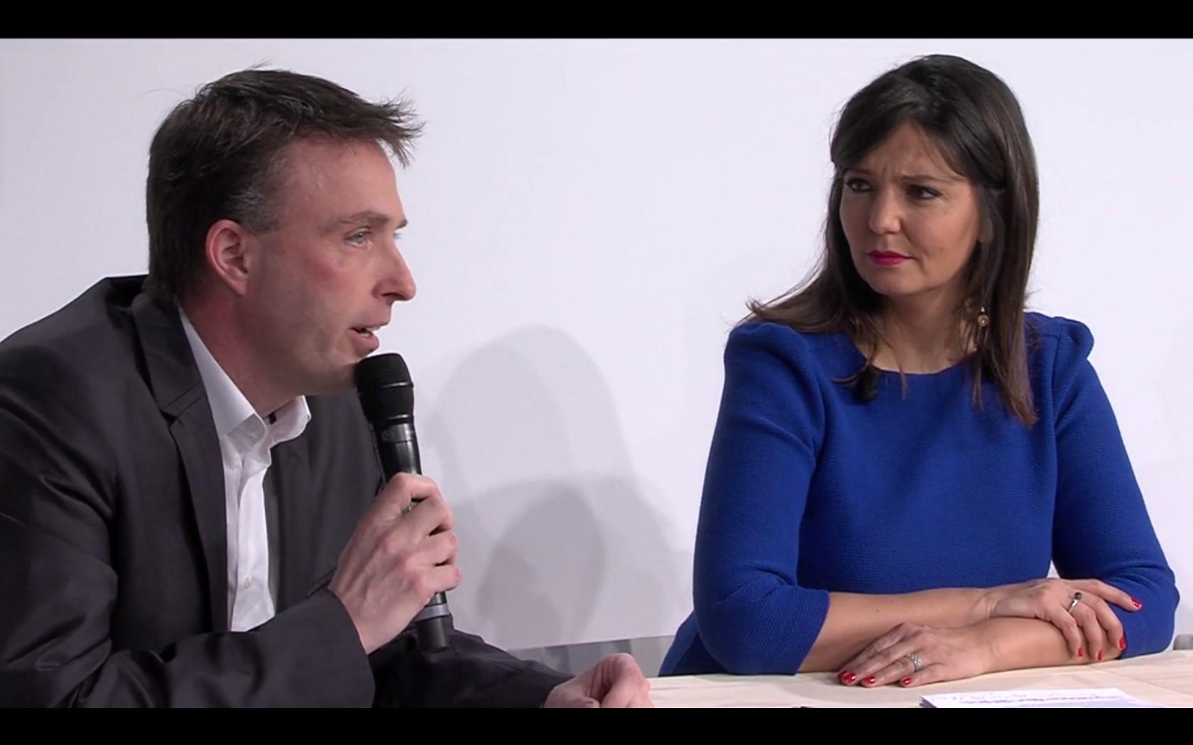 Jean-Marc Thoumieux interviewé au Sirha - alimentation des seniors